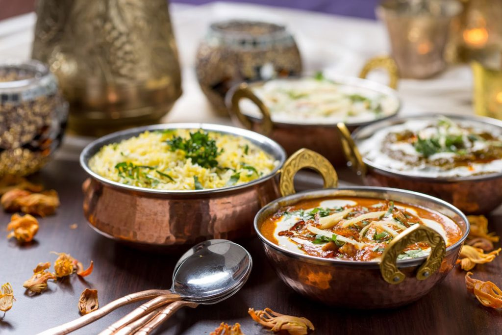 Treat your Palate with noth indian food